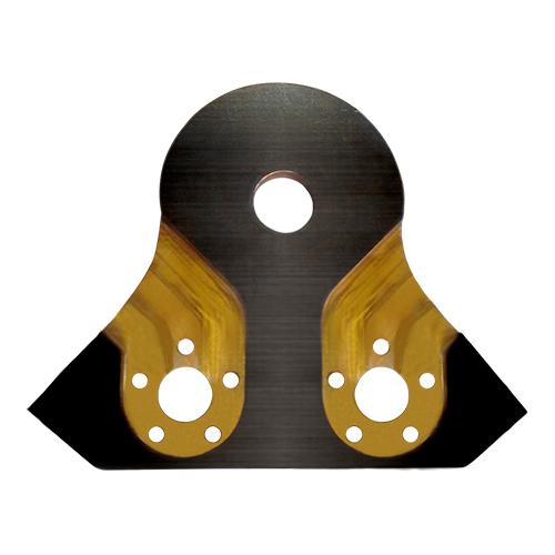 Placa mesa de giro superior especial