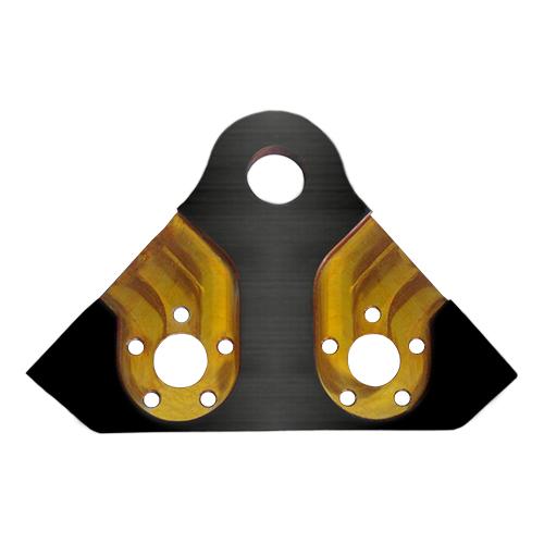 Placa mesa de giro inferior especial