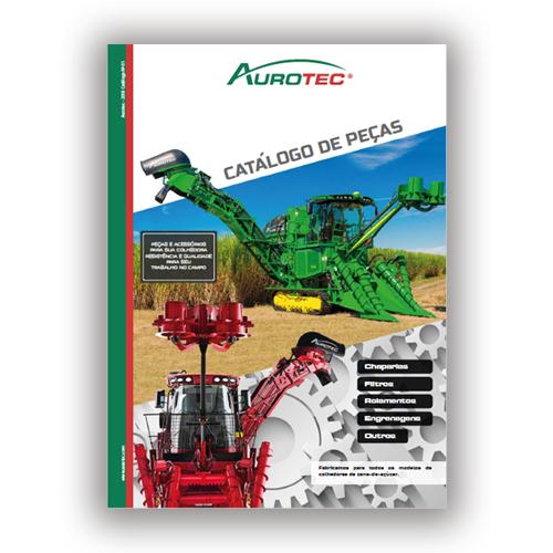 Catálogo Aurotec Nº 01